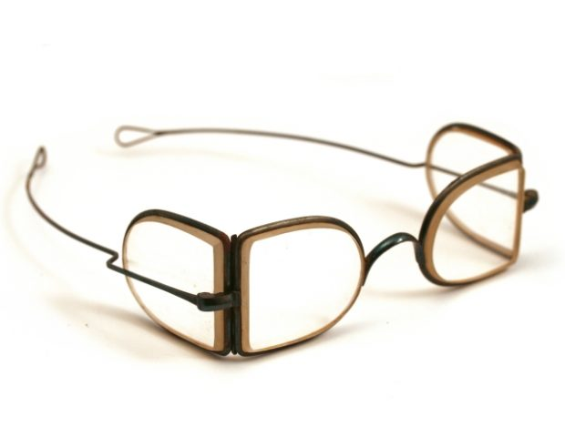 protective antique spectacles phisick antiques