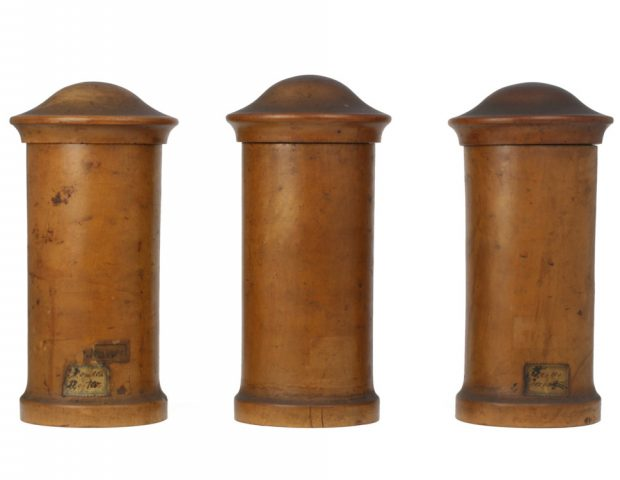 Antique German Apothecary Jars