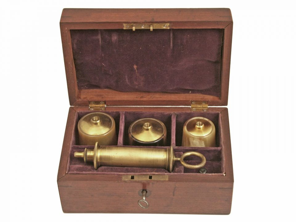 Horn Dry Cupping Set