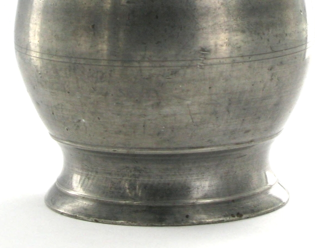 Pewter Baby Feeder Circa 1740